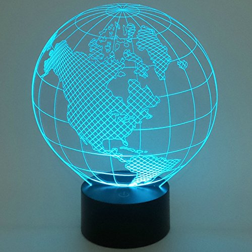 Optical Illusion 3d World Lighting By Playtime 123 Is A